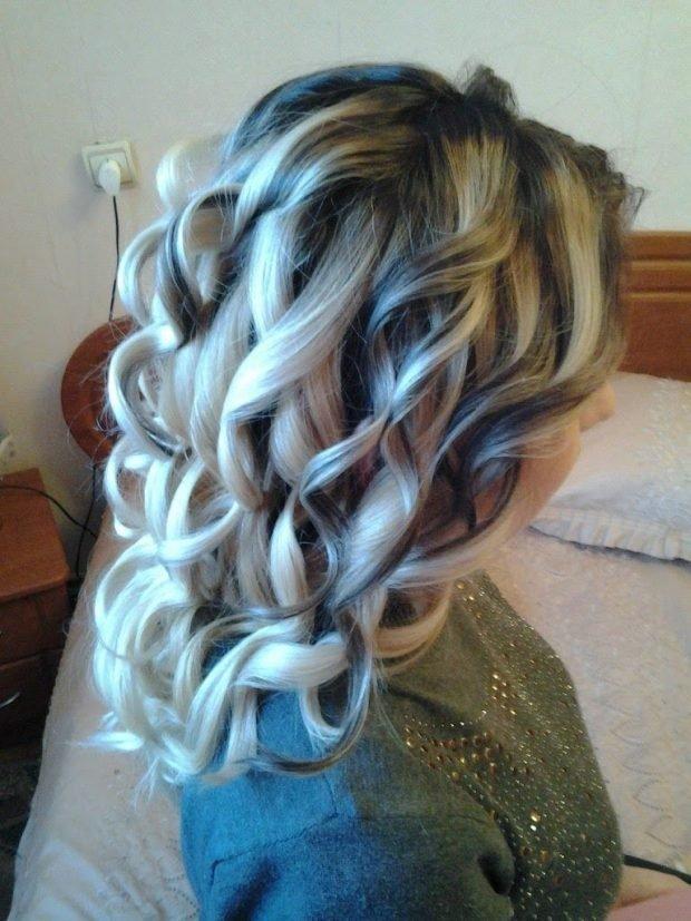 калифорнийское мелирование волос 2019