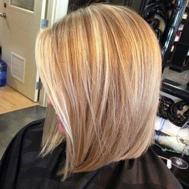 мелирование волос 2019 густое светлое