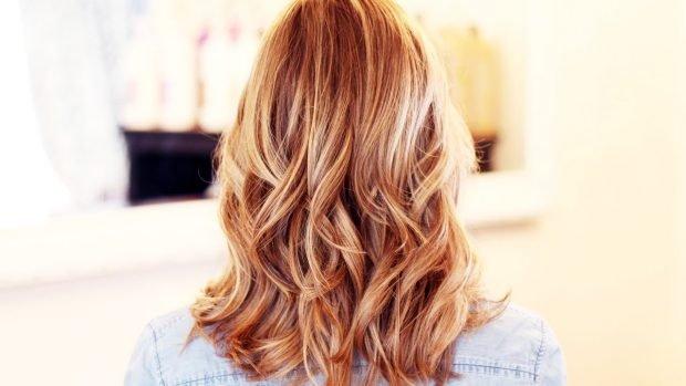 мелирование волос 2019 золотое