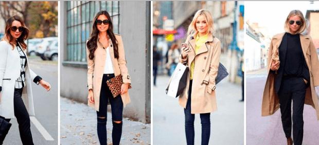 пальто классика светлое