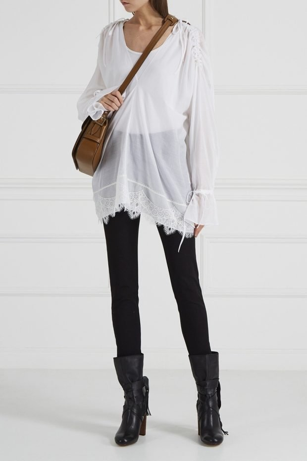 штаны и блузка сборка