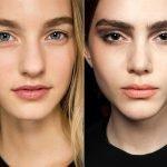 Модные брови 2018: идеальная форма и новые тренды года. Фото.