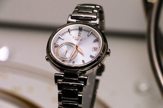 модные женские часы 2019 2020: металл круглые
