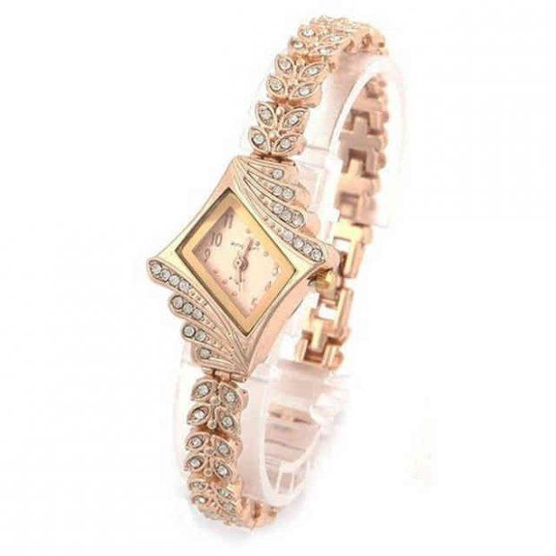 модные женские часы золотые оригинальные золото с камнями 2019 2020