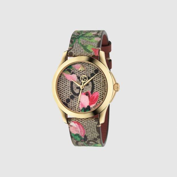 женские часы 2019 2020: цветные с розами