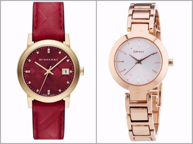 красные часы золотой циферблат золотой женские часы 2019 2020 металл