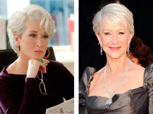 стрижки на короткие волосы 2019 2020 женские фото после 50 лет красивые: каскад пикси с челкой
