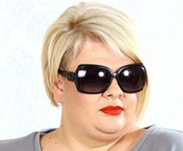 модное каре короткое асимметрия стрижка для женщины за 50