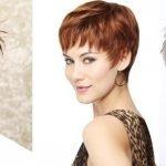 Модные стрижки 2018 на короткие волосы фото для женщин за 50