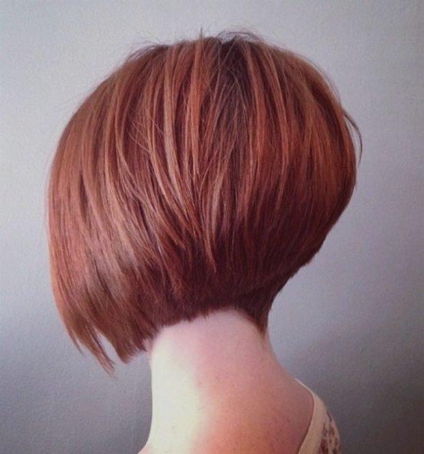 стрижка-боб классический на короткие волосы для женщин за 30 2019 2020