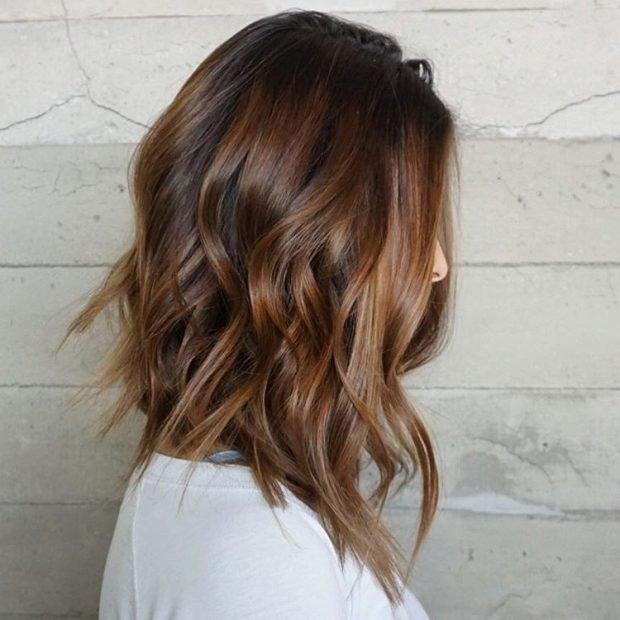 стильная женская стрижка 2018 2019 каре боб средняя длина волос