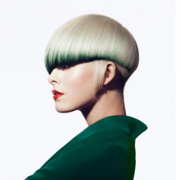 модная женская стрижка 2018 2019 на средние волосы сессон