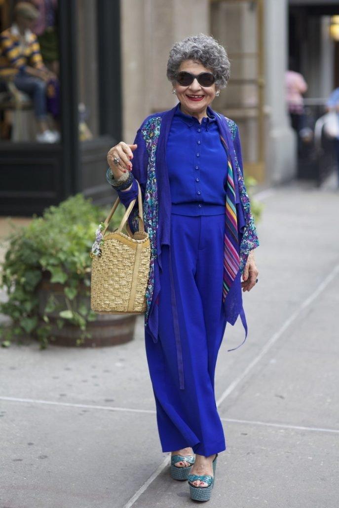 синее платье макси под легкую накидку
