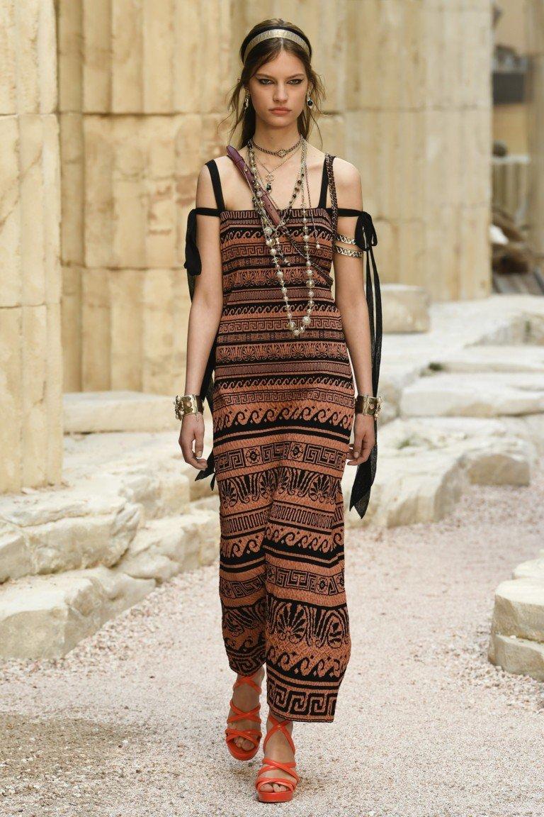 сарафан этнический стиль макси