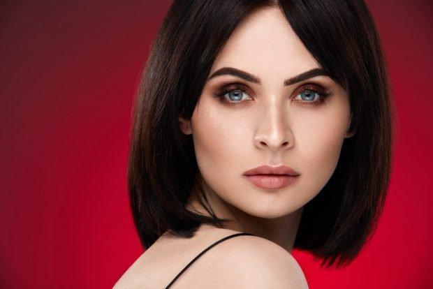 женская укладка волос 2019 2020: каре классическое