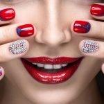 Яркий маникюр 2018 – модные тенденции, фото. Идеи 2018 года – маникюр гель лаком на ногти всегда в моде.