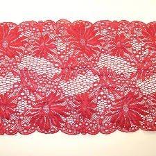 кружевные декорации цветом марсала