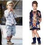 Детская мода 2018 года: для девочек и мальчиков