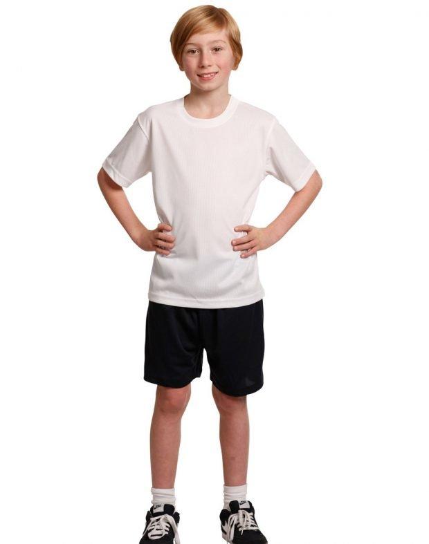 детские шорты черного цвета