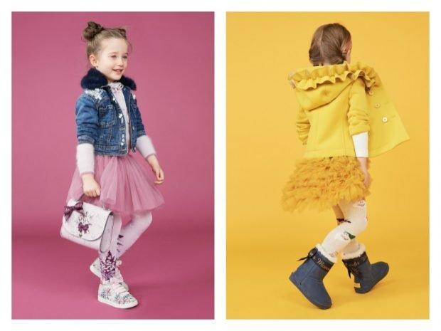 осеняя джинсовая куртка детская, желтая куртка