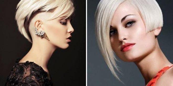 Красивые женские стрижки на короткие волосы 2018 2019 после 40 лет: фото