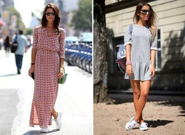 летнее платье длина макси рукав 3/4 серое платье с воланами