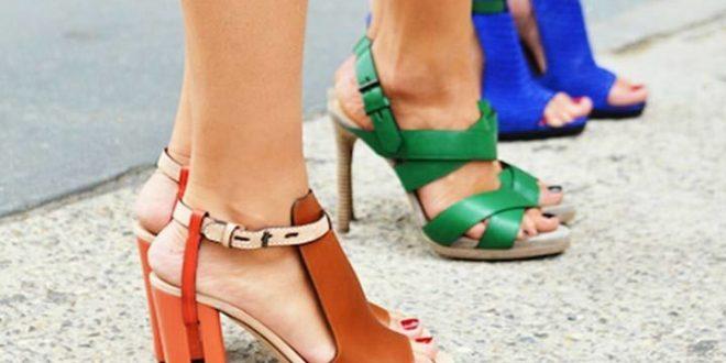 Модная женская обувь весна лето 2019: фото