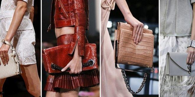 Модные женские сумки лета 2019 года