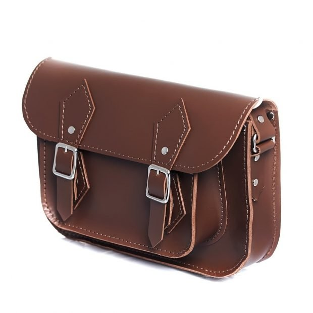 сумках сэтчел светло-коричневая