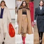 Модные женские пальто весна 2018 года: тенденции