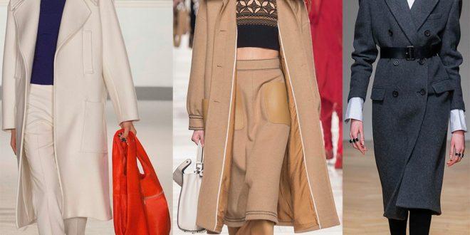 Модные женские пальто весна 2020 года: тенденции
