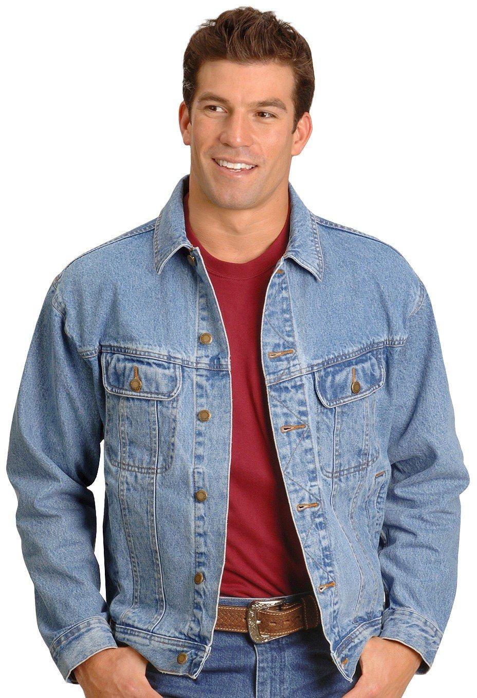 джинсовая куртка классическая