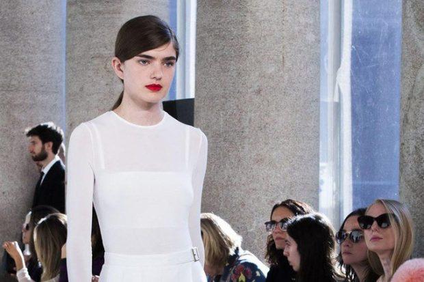 модные тенденции в белом цвете