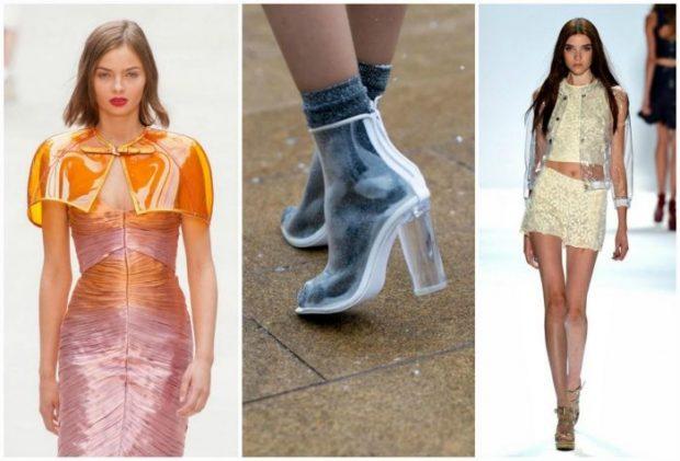 модные тенденции с прозрачными вставками