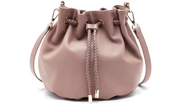 сумка-мешок светлая