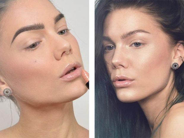 макияж весна лето 2020: натуральный