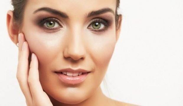 макияж хайлайтер под глаза натуральный