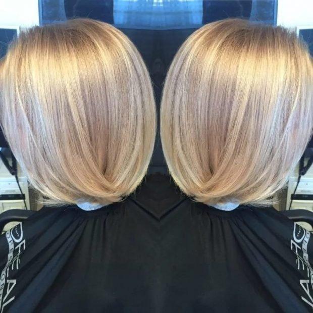 тренды 2019 2020 волосы: яркий платиновый блонд