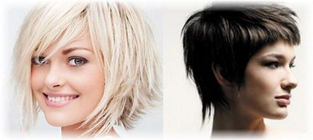 тренды 2019 2020 волосы: рваные стрижки короткие