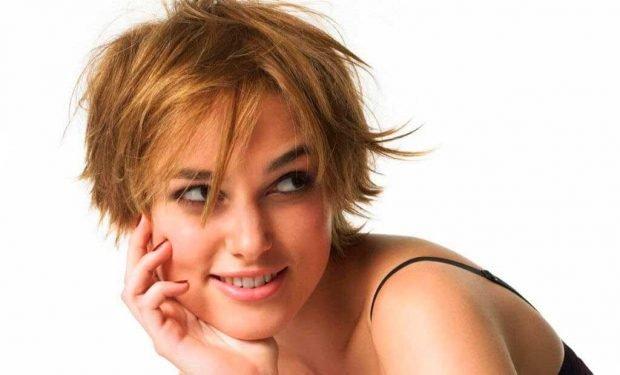 гаврош на короткие волосы