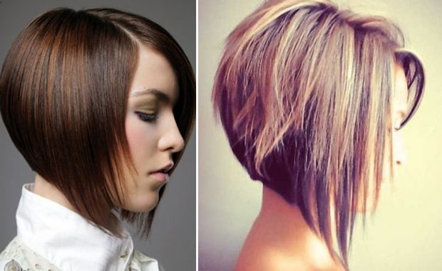 стрижки каре на средние волосы